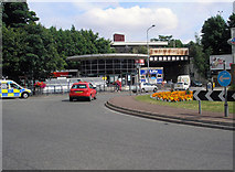 TQ2850 : Redhill station by Dr Neil Clifton