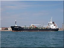 SZ6398 : Products Tanker - Portsmouth by Colin Babb