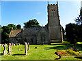 SO9701 : Coates Church by Stuart Wilding