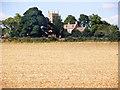 SO9700 : Coates Church by Stuart Wilding