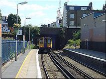 TQ3084 : Caledonian Road and Barnsbury Station by Alan Murray-Rust