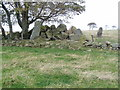 NJ9450 : Remains Auchmachar Stone Circle by Ewen Rennie