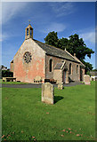 NT5943 : Legerwood Parish Church by Walter Baxter