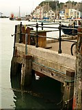 SY6778 : Weymouth Harbour by Derek Harper
