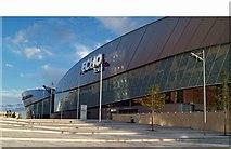 SJ3489 : The Echo arena by Steve  Fareham