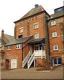 SY6878 : Groves Malthouse No.4, Weymouth by Derek Harper