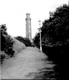 NT2674 : The Nelson Monument by Gerald England