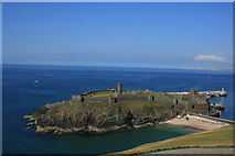 SC2484 : St. Patricks Isle by Roger Williamson