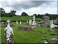 N9764 : Church ruins at Danestown, Co. Meath by Kieran Campbell
