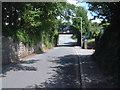 SM9801 : Golden Hill railway bridge by TEIFION HUGHES