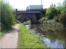 SO9695 : Darlaston Road Bridge - Walsall Canal by Adrian Rothery