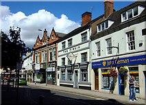 SJ9223 : The Sheridan, Eastgate Street, Stafford by Simon Huguet