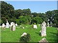 O0969 : Kilsharvan church and graveyard, Co. Meath by Kieran Campbell