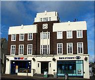 J5081 : Bank of Ireland building, Main Street, Bangor by Rossographer