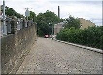 SE0724 : Darcey Hey Lane - Rochdale Road by Betty Longbottom