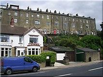 SE0724 : Housing - Rochdale Road by Betty Longbottom