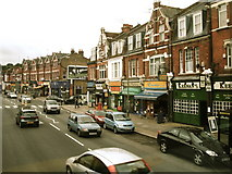 TQ2890 : Colney Hatch Shops by Chris Whippet