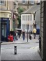 NZ2463 : Pink Lane by Mike Quinn
