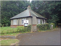 TQ7668 : The Lodge, Maxwell Road, Brompton by Danny P Robinson