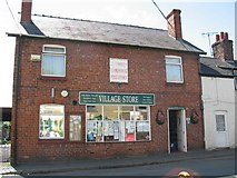 SJ1065 : Llandyrnog Village Store by Johnny Durnan