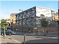 TQ3179 : Baron's Place, Webber Street by Stephen Craven