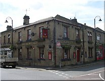 SE1115 : The Armitage - Market Street, Milnsbridge by Betty Longbottom