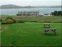 NM2824 : Isle of Iona: view across the Sound by Chris Downer