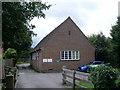 SP8410 : Telephone Exchange, Stoke Mandeville by David Hillas