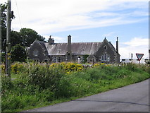 NX0846 : Clachanmore old school by derek menzies