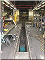 SH5837 : Main workshop, Boston Lodge works, Ffestiniog Railway by Rudi Winter
