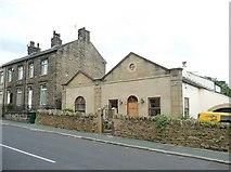 SE1115 : The Old Wool Shop, Scar Lane, Milnsbridge by Humphrey Bolton