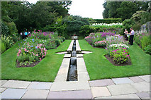 SX9050 : The Rill Garden, Coleton Fishacre by Kate Jewell
