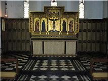 TQ0044 : Holy Trinity Church, Bramley by Colin Smith