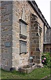 SD6178 : St Mary's Church, Kirkby Lonsdale, Cumbria - Wall monuments by John Salmon