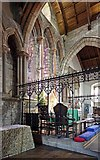 SD6178 : St Mary's Church, Kirkby Lonsdale, Cumbria - Sanctuary by John Salmon