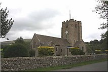 SD6382 : St Bartholomew, Barbon, Cumbria by John Salmon