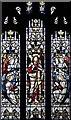 SD6382 : St Bartholomew, Barbon, Cumbria - Window by John Salmon