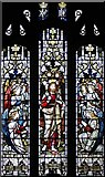 SD6382 : St Bartholomew, Barbon, Cumbria - Window by John Salmon
