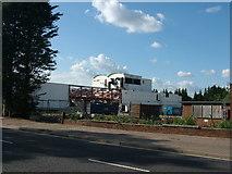 TL8364 : Pioneer store Bury St. Edmunds - last view by John Goldsmith