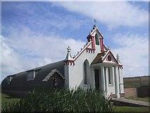 HY4800 : Italian Chapel on Lamb Holm by Sarah Charlesworth