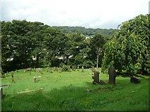 SE1307 : Holmfirth cemetery, Cemetery Road, Cartworth (Holmfirth) by Humphrey Bolton