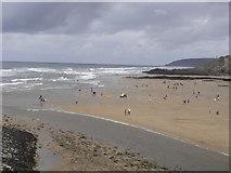 SS2006 : Summerleaze Beach, Bude by Julian P Guffogg