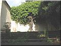 TQ3279 : Crucifix, All Hallows church site by Stephen Craven