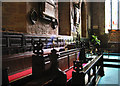 SJ3906 : St. George's interior by Dave Croker