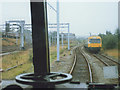 SJ8989 : Edgeley Junction - the Chester lines by Stephen Craven
