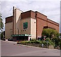 ST5516 : The Old Odeon Cinema Yeovil by Brian Roberts