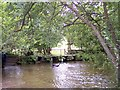 SD4191 : Ford at Birks Bridge by Raymond Knapman