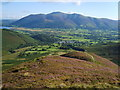 NY2222 : Above Coledale by Michael Graham