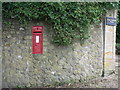 SY5997 : Frome Vauchurch: postbox № DT2 57 by Chris Downer