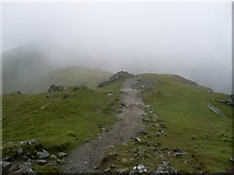 NN6240 : Continuing path to Ben Lawers by Stephen Sweeney
